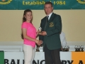 Anna Shanaher Under 16 Gaynor Cup squad