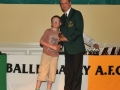 Cian McGoey Under 11 Inter League squad