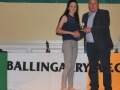 Claire Gohery Under 16 Gaynor Cup squad