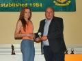 Rachel Anderson Under 16 Gaynor Cup squad