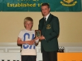 Reece Kelly Under 12 Inter League squad