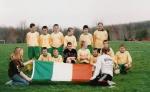 Ballingarry under 12 team.