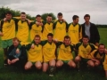 Ballingarry AFC Youth Squad pictured after winning the Munster Youth Cup Area Final