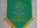 Ballingarry AFC pennant