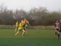 Ballingarry's Shane O'Doherty attacks the ball