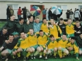 Ballingarry AFC Youths Cup winners 2001/02