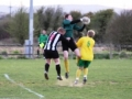 Ballingarry keeper Dave Condron saves