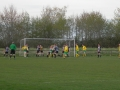 Ballingarry on the attack from a corner