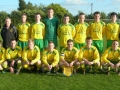 Youth Cup Final squad 2010-11