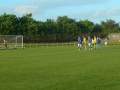 Ballingarry free kick sails over the bar
