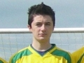 Damien O'Donoghue top scorer with 4 goals