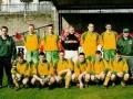 Ballingarry AFC Youth team starting line-up that took the field against Douglas Hall in the Munster Youths Cup semi-final at Turner's Cross, Cork on 18th March 2002