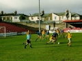 Action from the Munster Youth Cup semi-final between Ballingarry and Douglas Hall.
