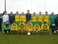 Ballingarry AFC Youth team 2010/11