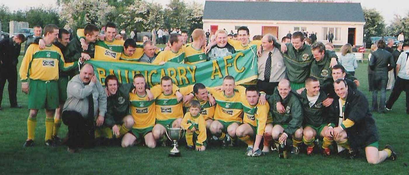 Desmond League Winners 2003/04