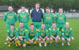 Ballingarry AFC B Team 2010-11