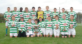 Kennedy Cup Squad 2010