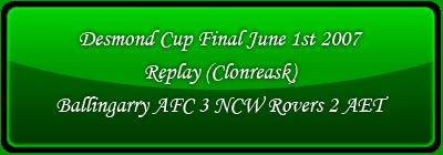 Desmond Cup 2007