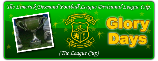 League Cup glory days