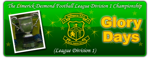 League Div 3 Glory Days
