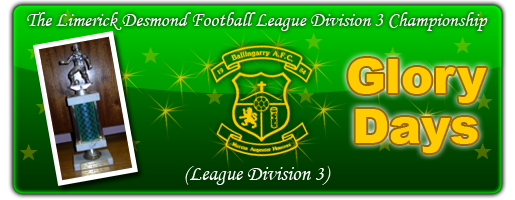 Division 3 League Glory